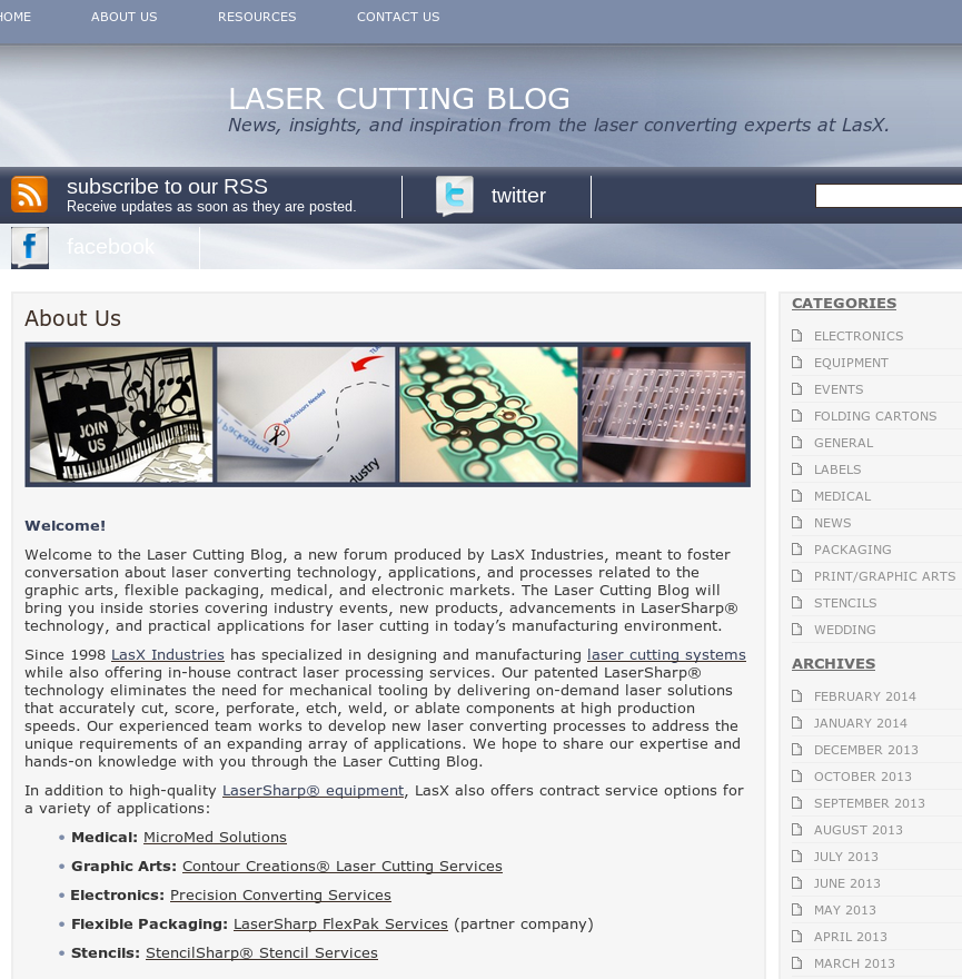 The Laser Cutting Blog