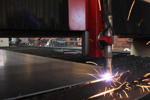 laser cutting at subcon laser